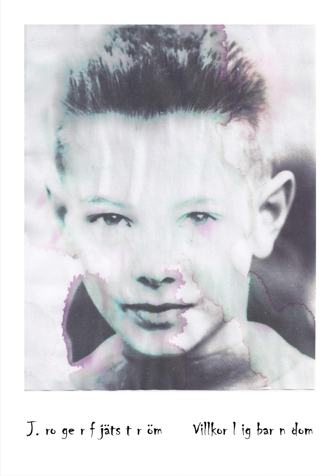 E-bok Villkorlig barndom : en memoaressä av Roger Fjellström